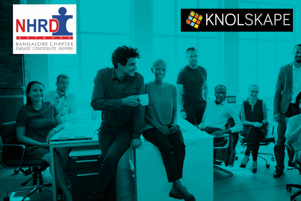 KNOLSKAPE & NHRD-Bangalore partner to launch HDHR™ Certificate Program