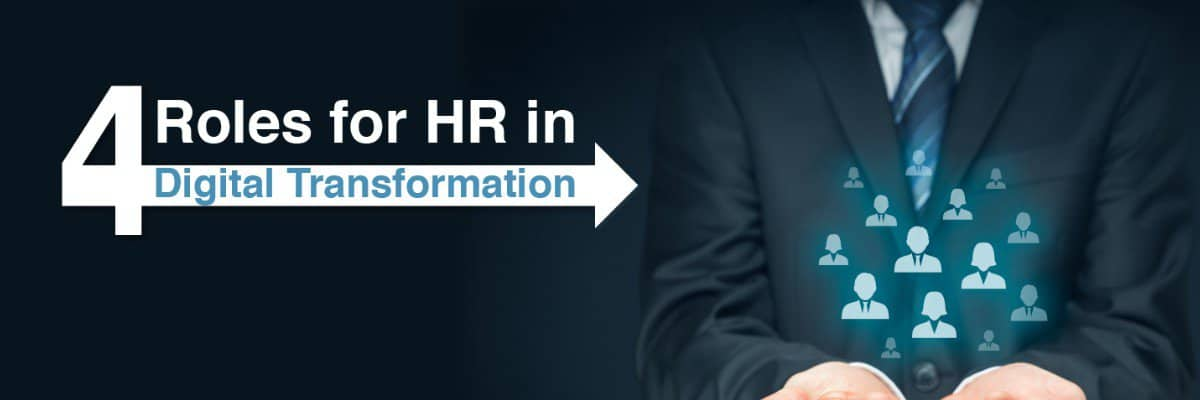 Role of HR in Digital Transformation