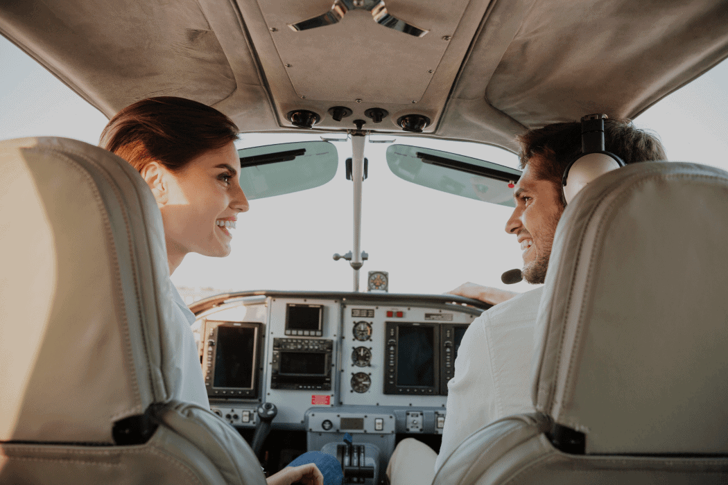 Lessons from the cockpit – how embracing collaboration at the top can eliminate in-flight errors