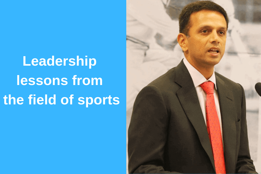 Leadership Lessons from the Field of Sports