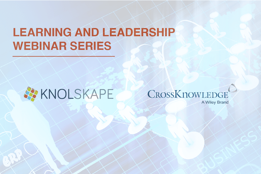 Webinar: Is your workforce ready for tomorrow? Insights on skilling the next generation
