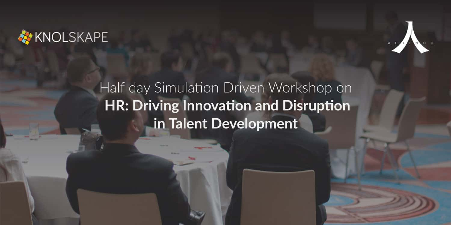 HR: Driving Innovation and Disruption in Talent Management - Malaysia
