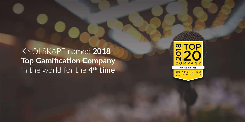 KNOLSKAPE_Training_industry_award_PR_banner