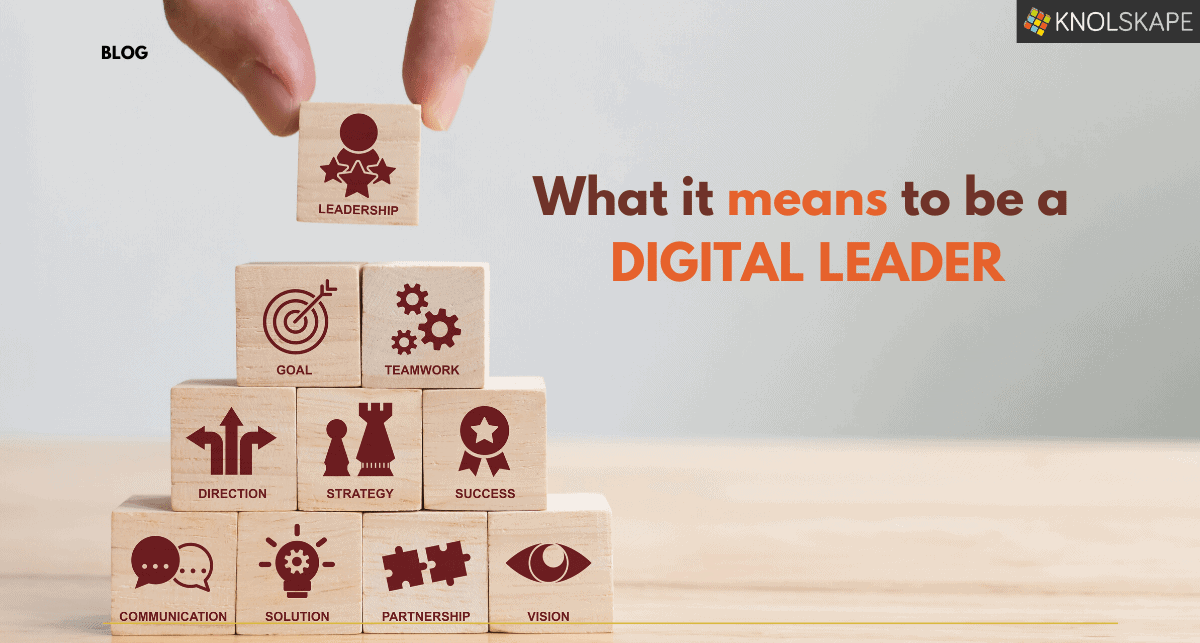 What it means to be a Digital Leader: Crossing the leadership fault lines