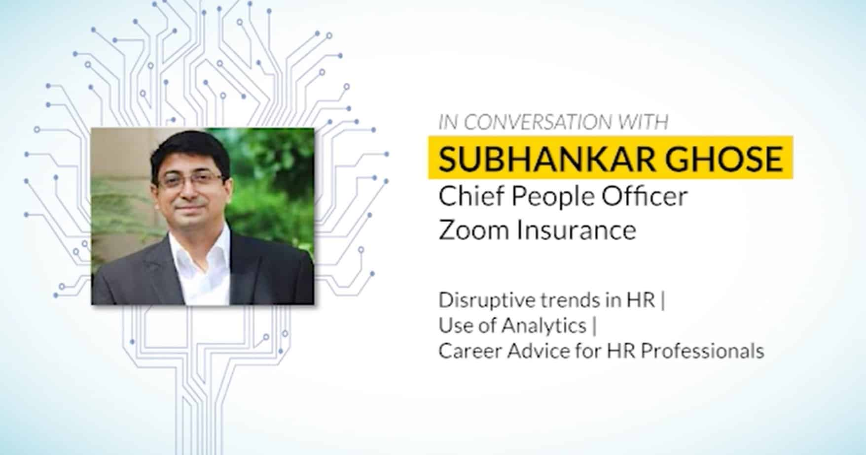 Disruptive Trends in HR – KNOLSKAPE Digital Interview Series