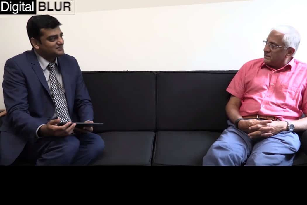 KNOLSKAPE Digital Interview Series with Mr R Gopalkrishnan
