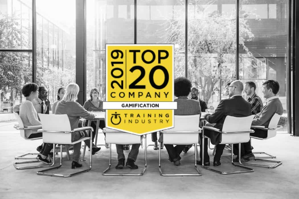 KNOLSKAPE Named to 2019 Training Industry Top 20 Gamification Companies List