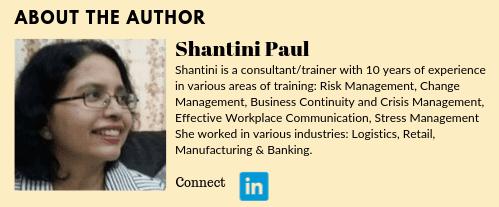author - Shantini