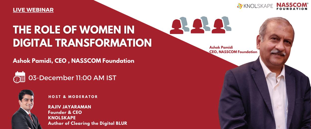 the role of women in digital transformation