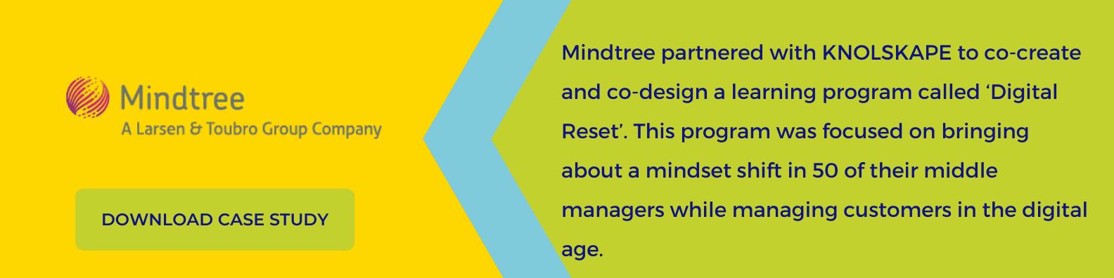 digital reset at mindtree